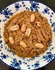Satay peanut sauce (World's best)