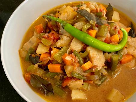 Mixed vegetable mandi