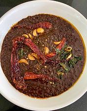 Telangana horse gram stew (Ulava Chāru)
