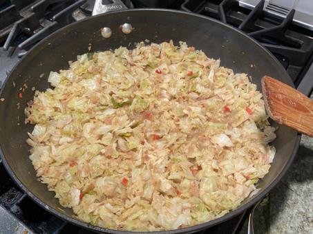 Cabbage Gomen