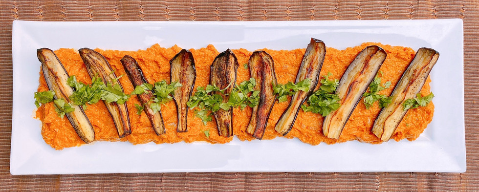 Portuguese-style Goan eggplant curry