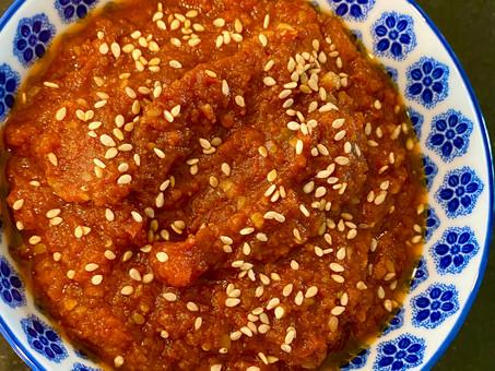 Mangalorean tomato chutney
