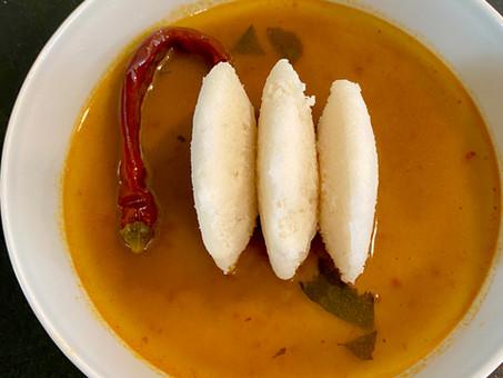 Tellicherry black pepper and cumin rasam