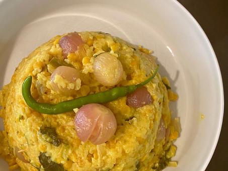 Kerala-style masala kichidi