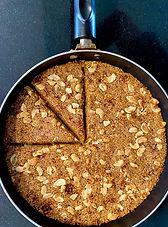 Andhra jackfruit pancakes (Panasa roti)