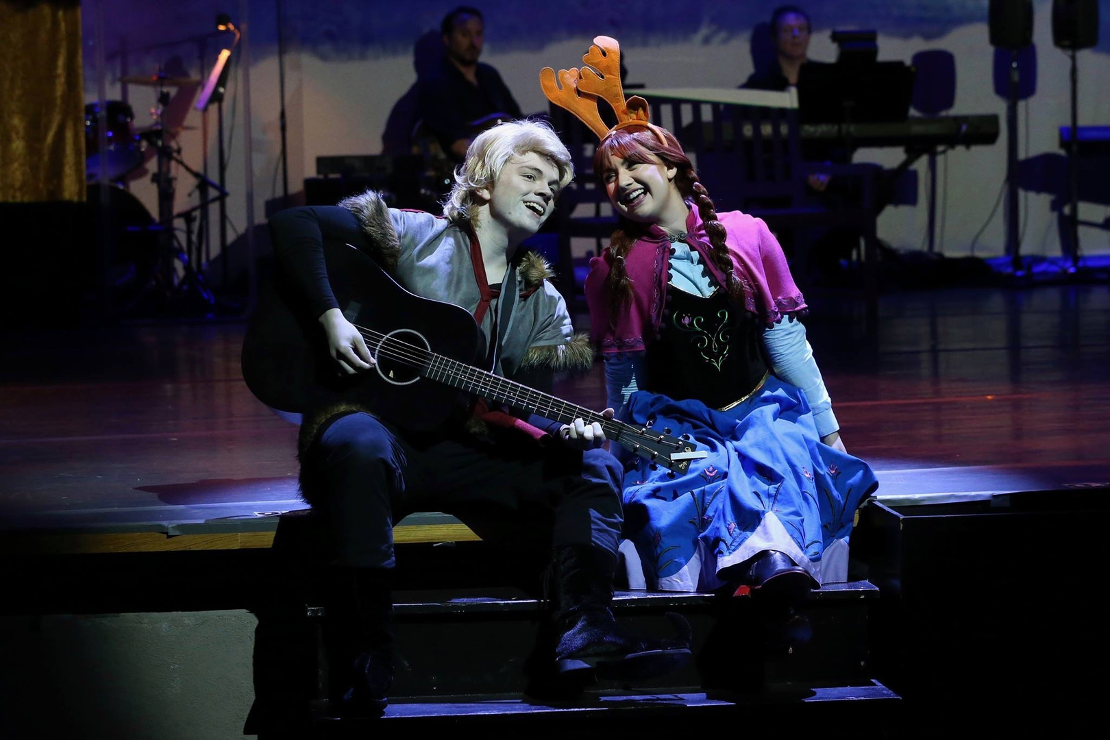 Anna in A Dream Is A Wish: Princess Concert