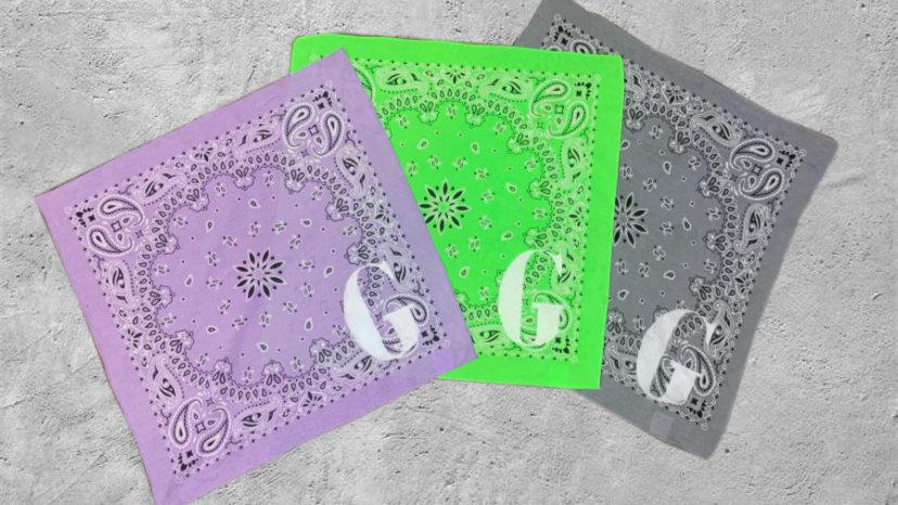 Bandana Colors Pack