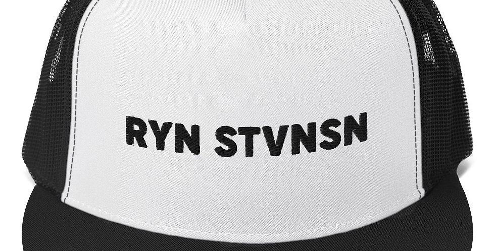 "RYN STVNSN - Mesh ""Trucker"" Cap"