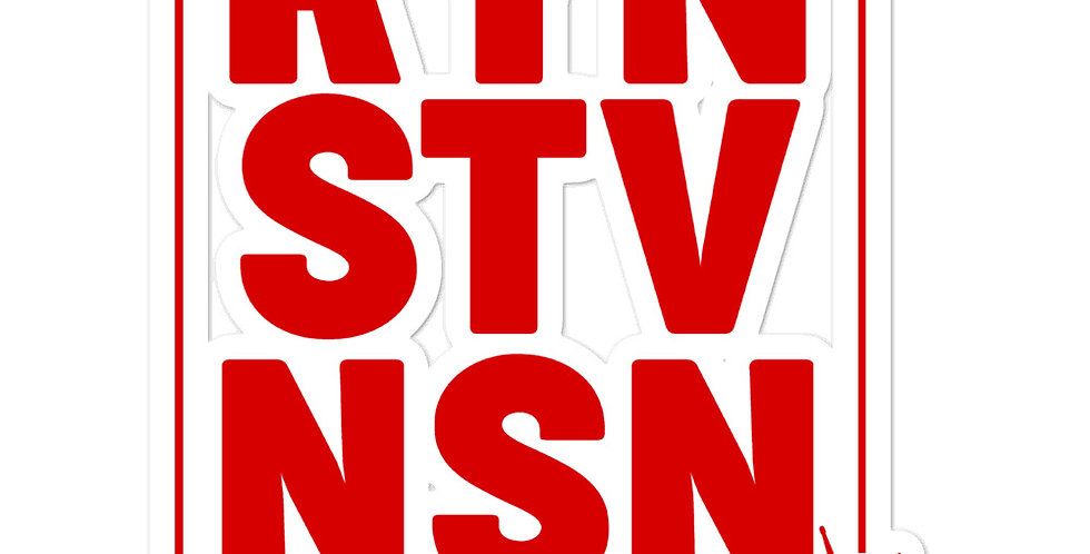 RYN STVNSN Sticker