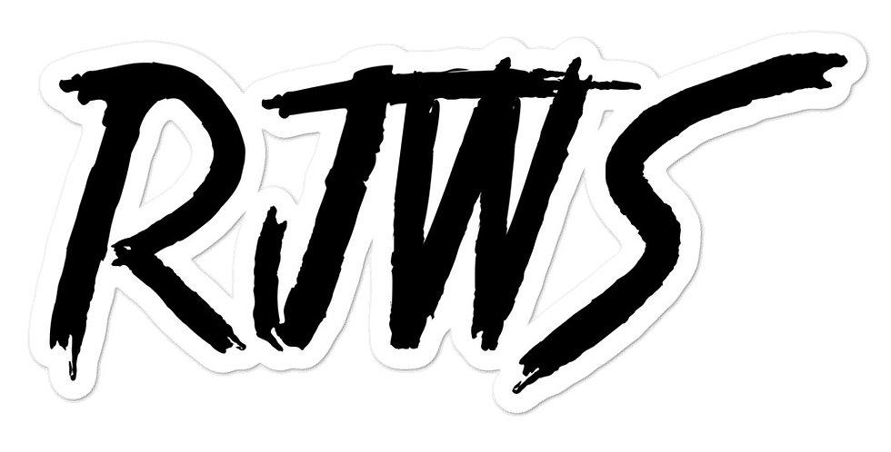 RJWS Sticker