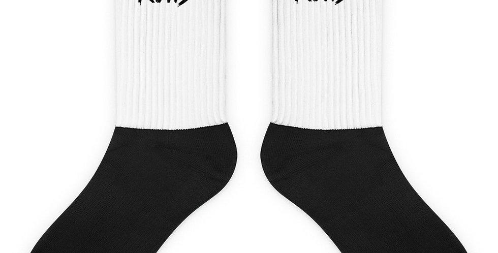 RJWS Basic Socks