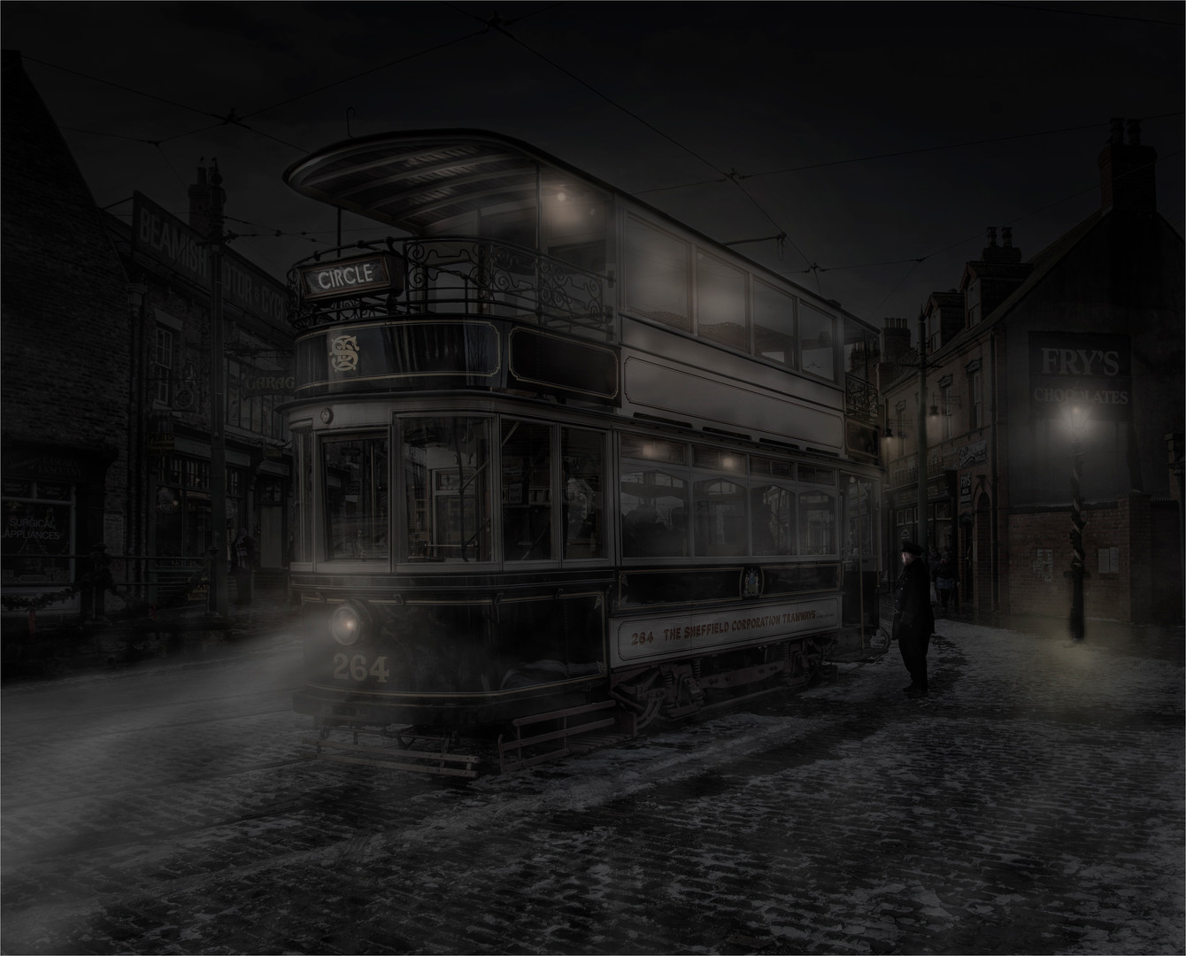 The Night Tram