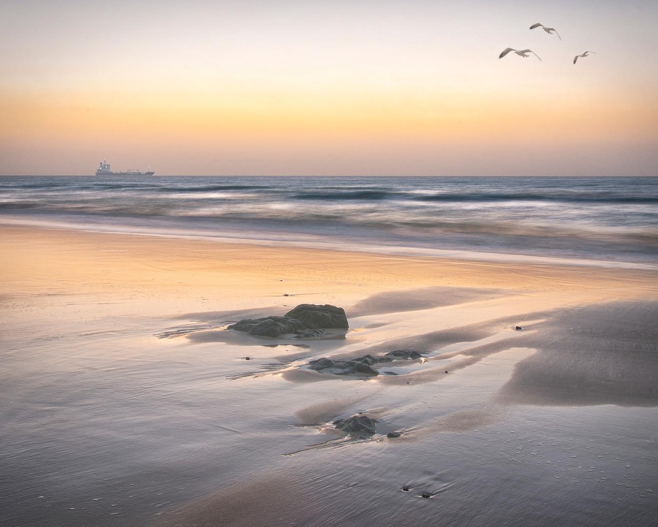 Atlantic Dawn.