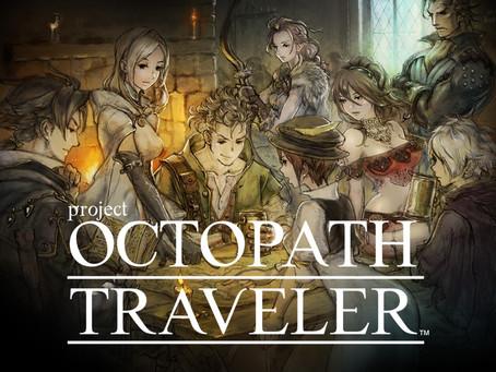 The RPG Report: Project Octopath Traveler [Demo]   Regal Rundown