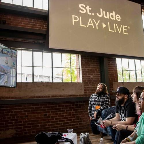 St. Jude PLAY LIVE Summit