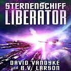 Sternenschiff-Liberator-Audiobook-Cover.