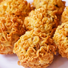 Noodle (Maggi) Cheese Bombs