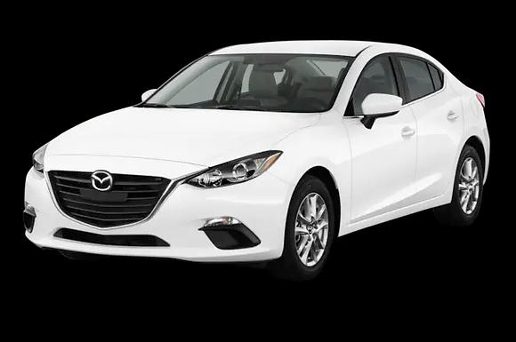 ไฟแนนซ์รถยนต์มือสอง Mazda-2, Mazda-3 เก๋ง อายุรถไม่เกิน 5 ปี