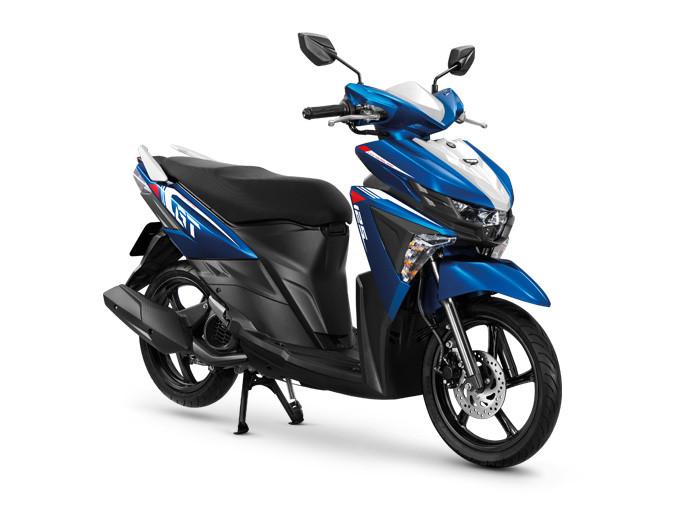 GT125 2020 Standard สีน้ำเงินดำ