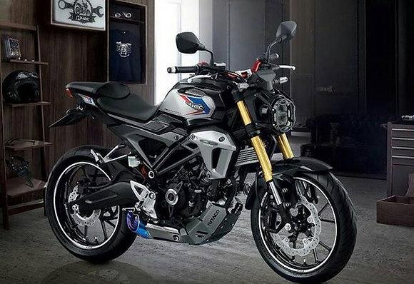Honda CB150R scramble Cafe รุ่นแต่งพิเศษ