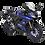 Thumbnail: ยามาฮ่า R15 YZF 155cc 2019 ใหม่