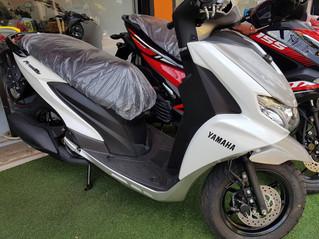 ตารางผ่อน ดาวน์ 0 บาท ✌️✌️✌️ Yamaha Freego 👨👨👧 พร้อมกับ 8 จุดเด่นของยามาฮ่าฟรีโก 125cc ขับขี่สบ
