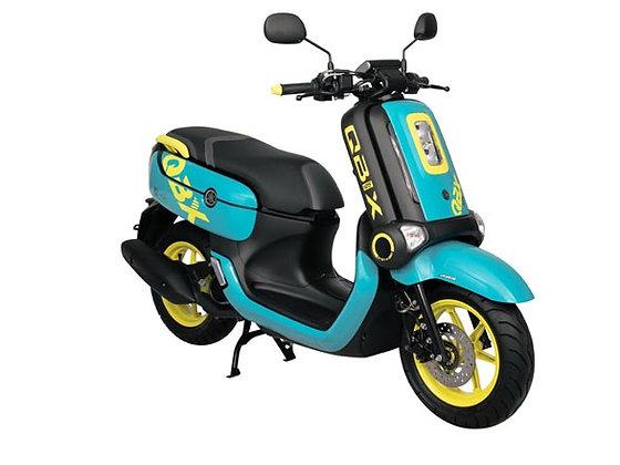 ยามาฮ่า QBIX 125cc 2020 ใหม่ล่าสุด S, Standard, ABS (Top)