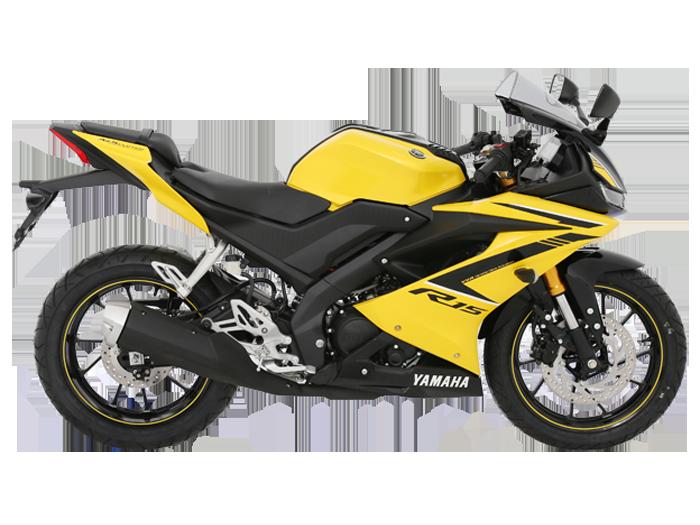 YAMAHA R15 2018 ตัวใหม่ล่าสุด ดาวน์ 6,900 สีเหลือง
