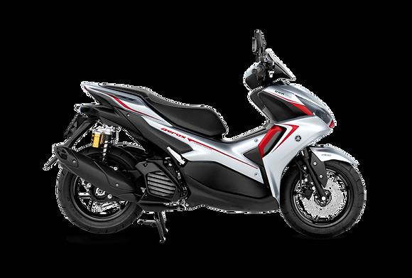 ยามาฮ่า แอร็อกซ์ Aerox 155cc 2021 รุ่น S และ ABS สไตล์สปอร์ต