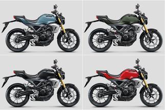 โปรโมชั่นดอกเบี้ยต่ำ ผ่อนมอเตอร์ไซค์ Honda CB150R EXMotion วันออกรถจ่าย 1,900 บาท หรือเลือกผ่อนกับโป
