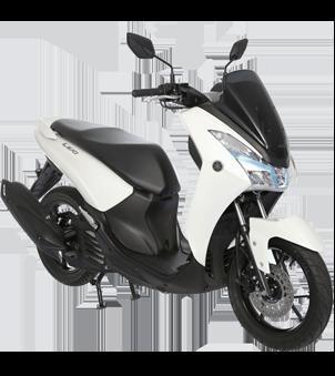 Yamaha LEXI 2018 เล็กซ์ซี่125ซีซี