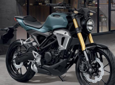 Honda CB150R รุ่น exmotion