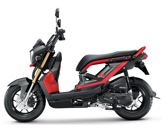 Honda ZoomerX ฟรีดาวน์ ดอกเบี้ย 1.85%