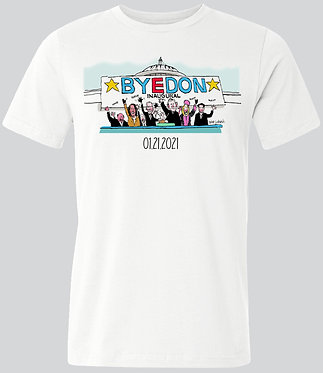 ByeDon Inaugural Shirt