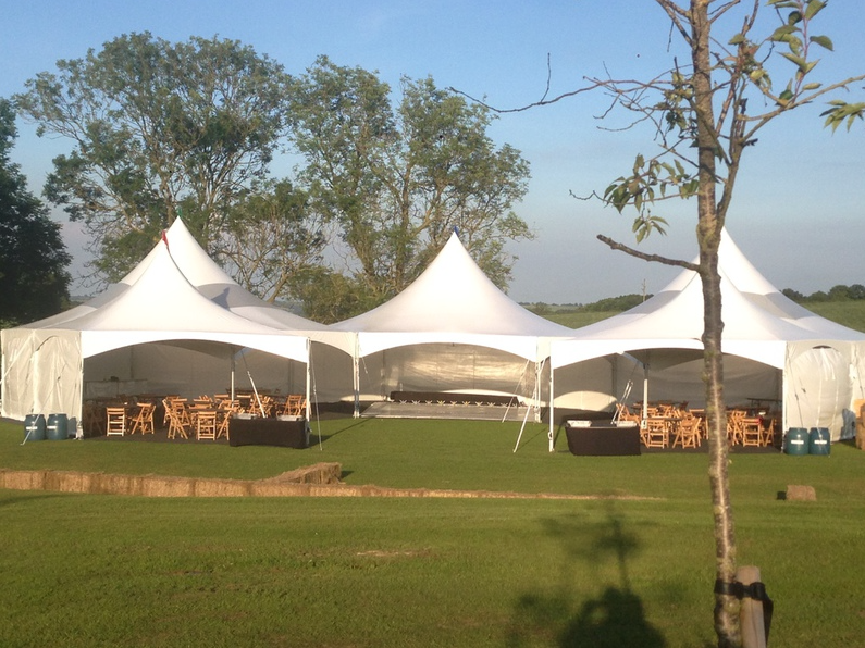 Marquee Wedding Event