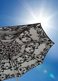 dantel örgü şemsiye, örgü güneş şemsiyesi, lüks bahçe şemsiyesi