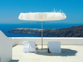 Dekoratif Güneş Şemsiyeleri