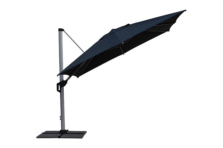 yandan gövdeli şemsiye, yandan direkli şemsiye
