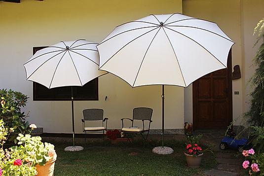 teras şemsiyesi, teras şemsiyeleri