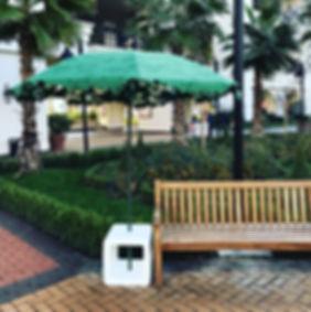lüks teras şemsiyeleri, teras şemsiyesi modelleri