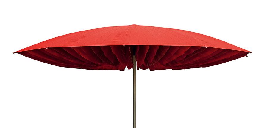 bahçe şemsiyesi, bahçe şemsiyeleri