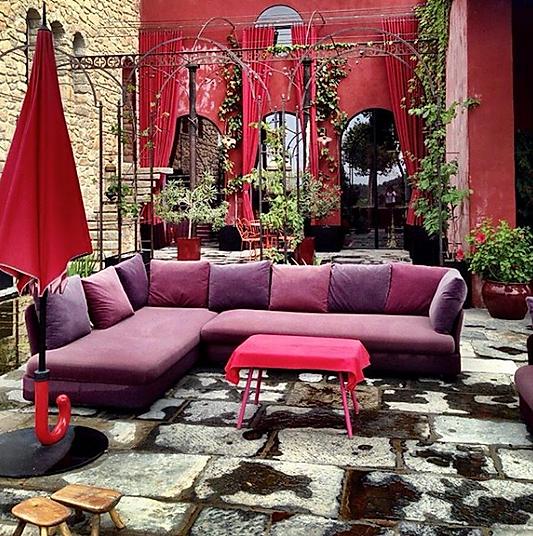 dekoratif güneş şemsiyeleri, dekoratif bahçe mobilyaları