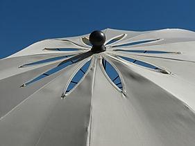 şezlong arası şemsiye, şezlong şemsiyeleri