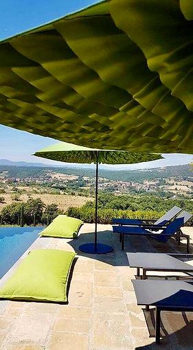 lük teras şemsiyeleri, dekoratif teras şemsiyeleri