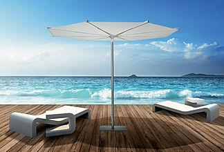 lara concept, dekoratif güneş şemsiyeleri, dekoratif otel şemsiyeleri