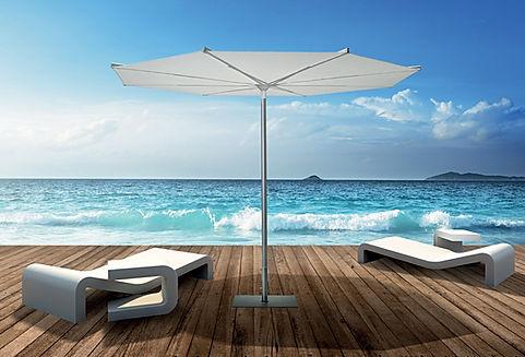 Dekoratif güneş şemsiyeleri, dekoratif bahçe şemsiyeleri