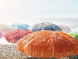 dekoratif plaj şemsiyesi, plaj şemsiyesi