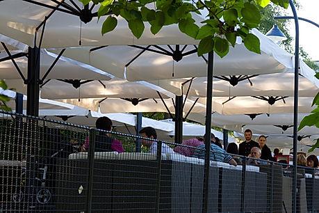 dev güneş şemsiyeleri, cafe şemsiyesi modelleri