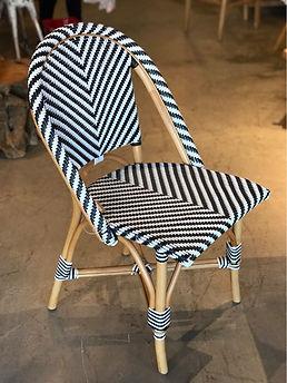 french bistro chair, french bistro sandalye, rattan sandalye, dış mekan sandalye, rattan örgü sandalye, dekoratif sandalye, dış mekan sandalye modelleri, siyah beyaz sandalye, örgü dış mekan sandalye