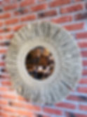dekoratif ayna, dekoratif doğal ayna, doğal malzeme ayna, rattan ayna, yuvarlak rattan ayna, doğal malzeme ayna, dekoratif ayna modelleri